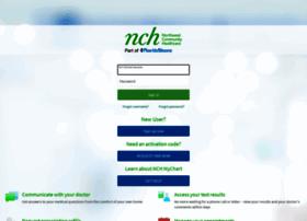 mychart.nch.org