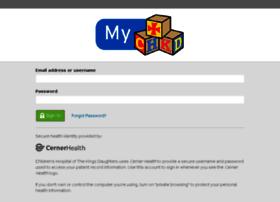 mychkd.iqhealth.com