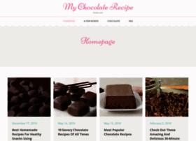 mychocolaterecipe.com