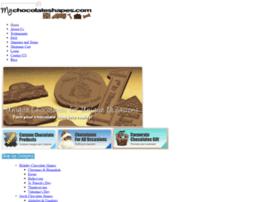 mychocolateshapes.com