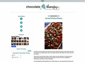 mychocolatetherapy.com