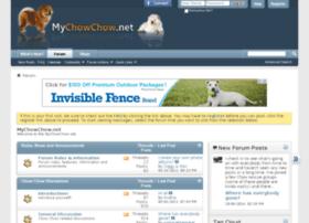 mychowchow.net