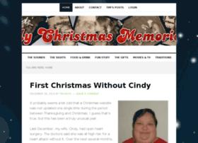 mychristmasmemories.com