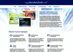 mychurchwebsite.net