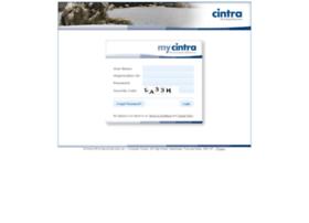 mycintra.co.uk
