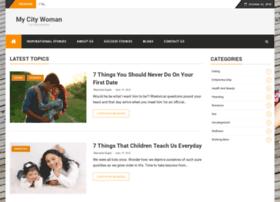 mycitywoman.com