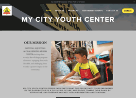mycityyouthcenter.com