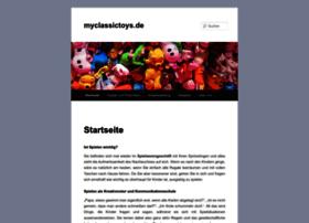 myclassictoys.de