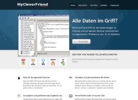mycleverfriend.com