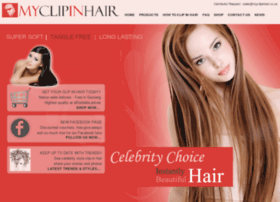 myclipinhair.co.za