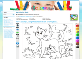 mycoloringbook.keasoftware.com