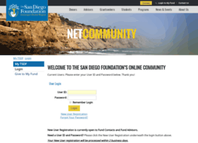 mycommunity.sdfoundation.org