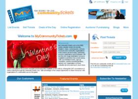 mycommunitytickets.com