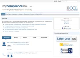 mycompliancelink.com