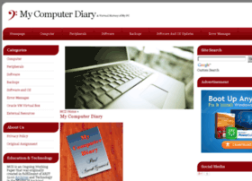 mycomputerdiary.com