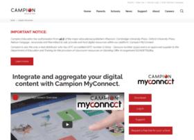 myconnect.campion.com.au