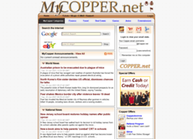mycopper.net