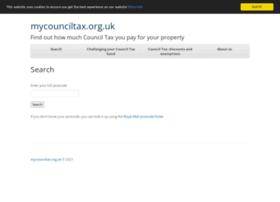 mycounciltax.org.uk