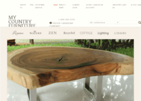 mycountryfurniture.com