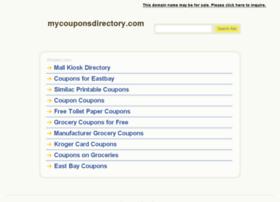 mycouponsdirectory.com