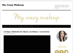 mycrazymakeup.com