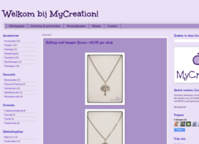 mycreation.nl