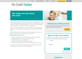 mycredittracker.co.uk