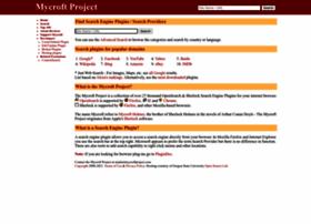 mycroftproject.com