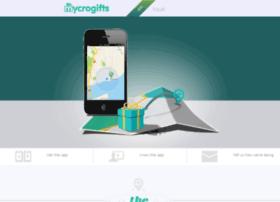 mycrogifts.com