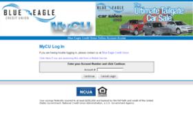 mycu.blueeaglecreditunion.com