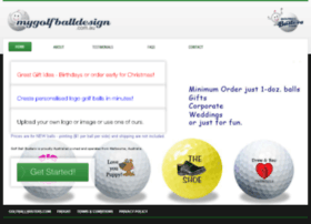 mycustomgolfball.com.au