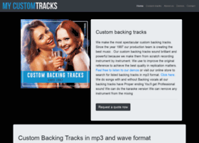 mycustomtracks.com