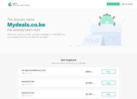 mydeals.co.ke