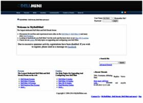 mydellmini.com