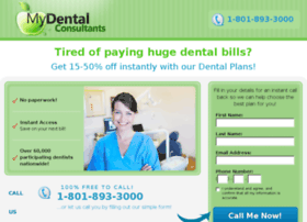 mydentalconsultants.com