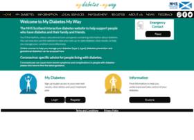 mydiabetesmyway.scot.nhs.uk