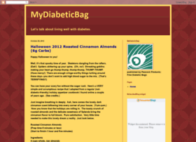 mydiabeticbag.blogspot.com