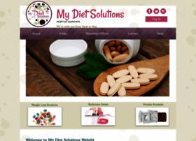 mydietsolutions.com