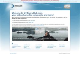 mydinersclub.com