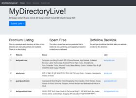 mydirectorylive.com