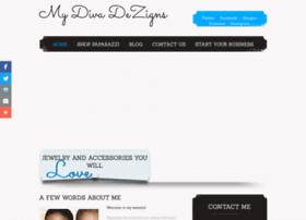 mydivadezigns.com