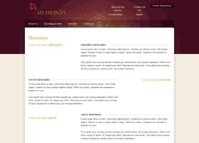 mydivinity.org