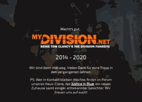 mydivision.net