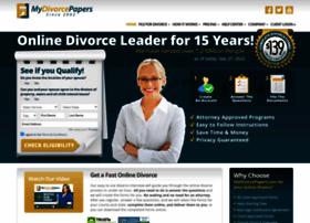 mydivorcepapers.com