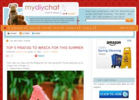 mydiychat.com