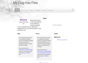 mydoghasflea.net
