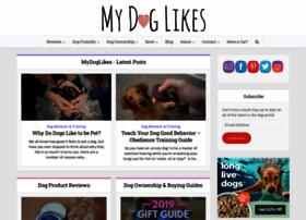 mydoglikes.com