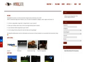 mydogspace.com.au