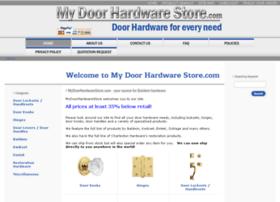 mydoorhardwarestore.com