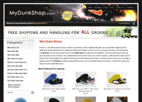 mydunkshop.com